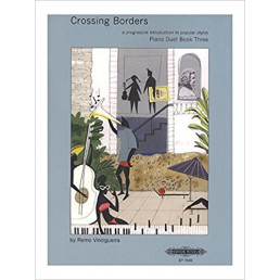 Crossing Borders V.3 (Piano 4 mans)