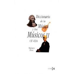 Diccionario de la Música y los Músicos II