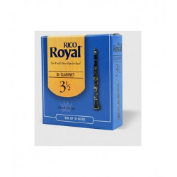 Canya Rico Royal Clarinet 4 (unitat)