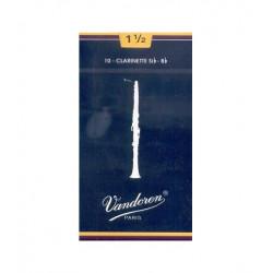 Canya Vandoren Clarinet 2,5 (unitat)
