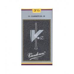 Canya Vandoren V-12 Clarinet 3,5 (unitat)