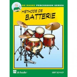 Méthode de Batterie V.1 + CD