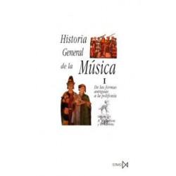 Historia General de la Música 1