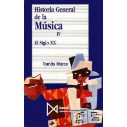 Historia General de la Música 4