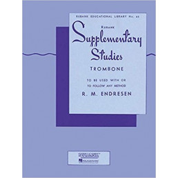 Supplementary Studies Trombone