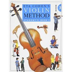 Method Violin Book 3