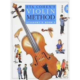 Method Violin Book 3