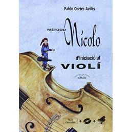 Mètode Nícolo iniciació violí