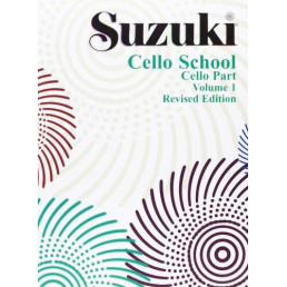 Cello School Volume 1