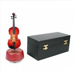 Caixa Música Violí -W.A.Mozart-