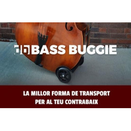 Bass Buggie Plataforma de transport per contrabaix