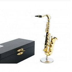 Saxofon miniatura