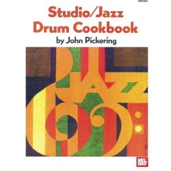 Studio/Jazz Drum Cookbook