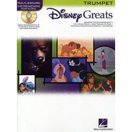 Disney Greats + CD Trumpet