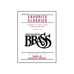 Favorite Classics / Trumpet 1 in Bb
