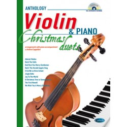 Anthology Christmas duets Violi piano