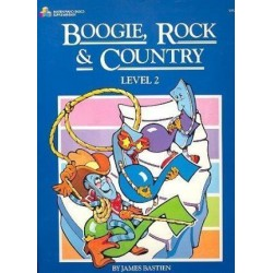 Boogie, Rock & Country Level 2