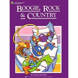Boogie, Rock & Country Level 1