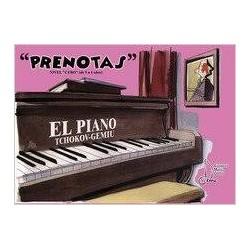 El piano, prenotas