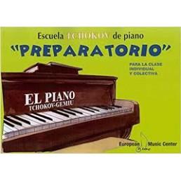 El piano, preparatorio