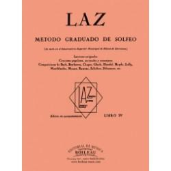LAZ Vol. 4 Mètode solfeig