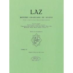 LAZ Vol. 4 Acompanyament solfeig