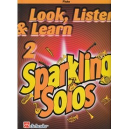 Look, Listen & Learn Sparkling Solos 2 Trompa