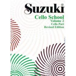 Cello School Volume 2