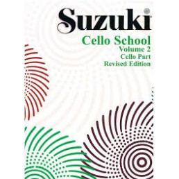 Cello School Volume 2