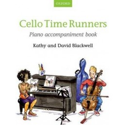 Cello Time Runners Acomp.piano