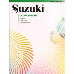 Cello School Volume 7