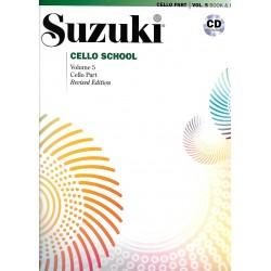 Escuela de Cello V.5 CD