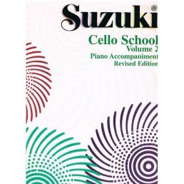Cello School Volume 2 Piano Accompan.