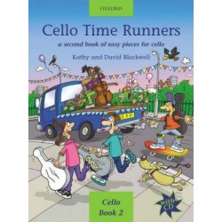 Cello time Runners Book 2
