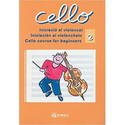 Cello 2 -Iniciació al violoncel-