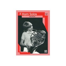 F Horn Solos Level One