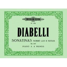 Sonatinas sobre las 5 notas Op. 163