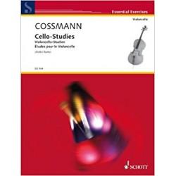 Etudes pour le violoncelle (Agilidad para dedos)