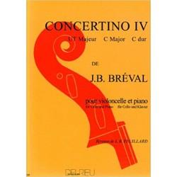 Concertino 4 en Do M
