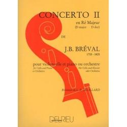 Concerto II en Re Majeur