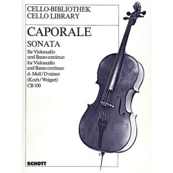 Sonata for Violoncello and Basso Continuo