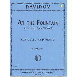 At the Fountain in D major, Op. 20 N.2