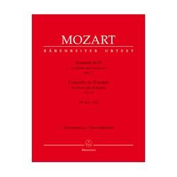Concerto Nº 1 in D Major KV 412 + 514