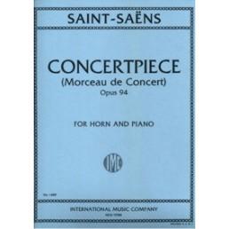 Concertpiece (Morceau de Concert) Op. 94