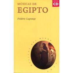 Músicas de Egipto (con CD)