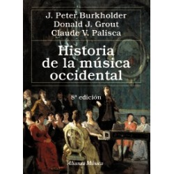 Historia de la música occidental (2015)