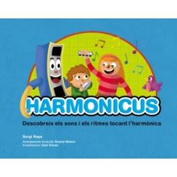 Harmonicus. Descubreix els sons V.1 + CD