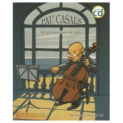 Pau Casals. El col·leccionista de pipes + CD