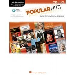 Popular Hits cello + CD