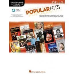 Popular Hits cello + CD